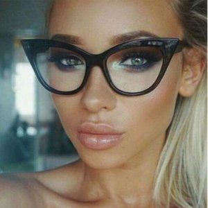 Vintage Style Cat Eye Glasses